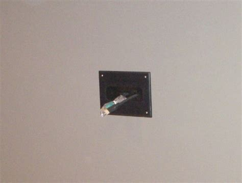 ways to mount a tv electrical what is the best option for hiding wires to wall mounted tv home improvement