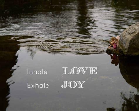 inhale peace exhale love images
