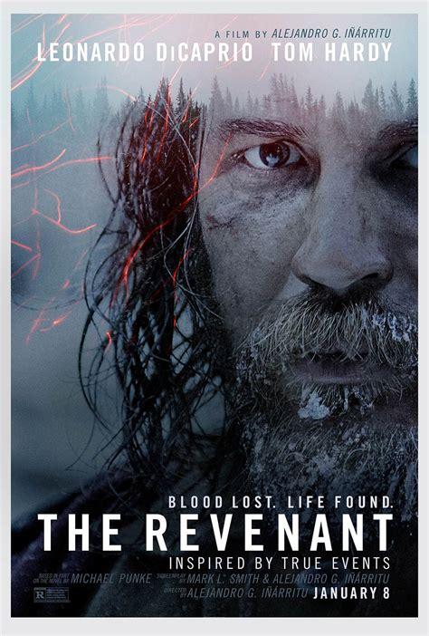 film gratis the revenant the revenant 2015 poster 1 trailer addict
