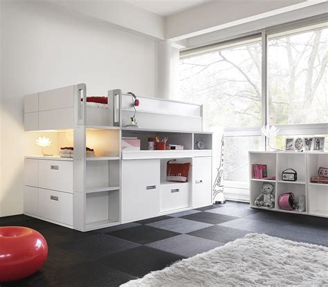 Top Bunk Bed Shelf Beautiful Bedrooms From Gautier Amaze With Color And Creativity 2014 Interior Design