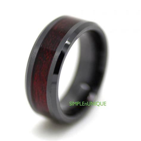 ceramic ring mens wedding band mens ring promise rings