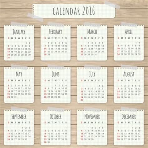 calendario 2016 para imprimir on pinterest calendar bonito calendario 2016