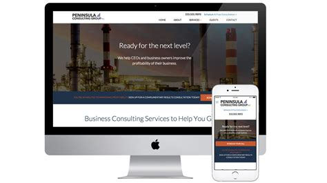 infiniti peninsula service infinite launches website for peninsula consulting