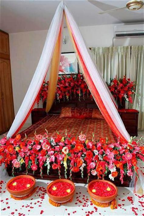 Hochzeitszimmer Deko by Bridal Wedding Bedroom Decoration Designs Ideas Pictures