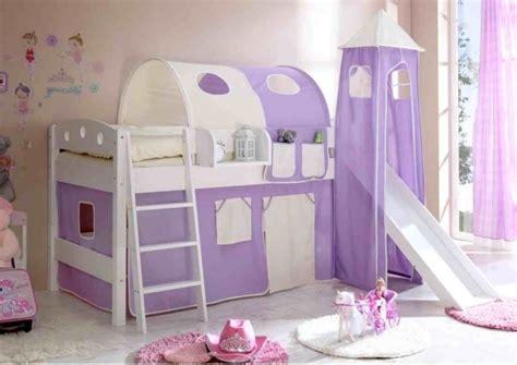 kinderzimmer lila kinderzimmer mit hochbett und rutsche 50 fotos