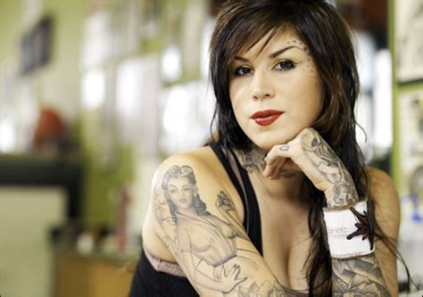 kat von d tattoo artist are all tattoo artists assholes and how it led to my gig