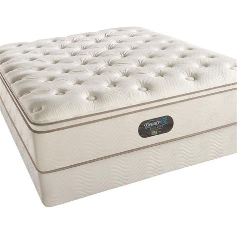 Calif King Mattress by Cape Breton Pillow Top Mattress California King