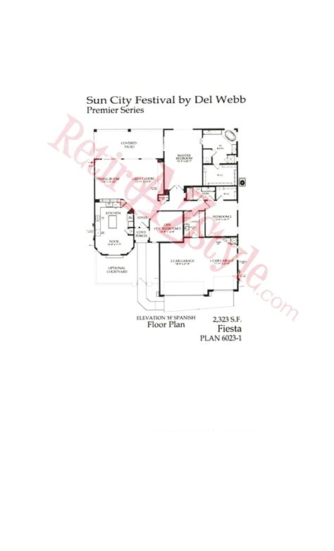sun city festival floor plans sun city festival floor plans by webb in buckeye az