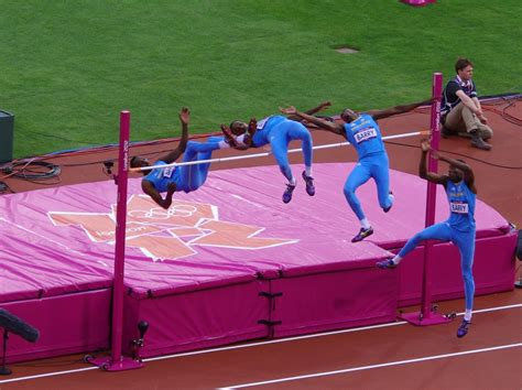 high jump olympic high jump 2012 montage pentax user photo gallery