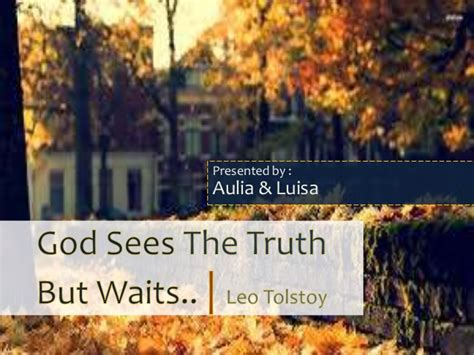themes in god sees the truth but waits god sees the truth but waits by leo tolstoy
