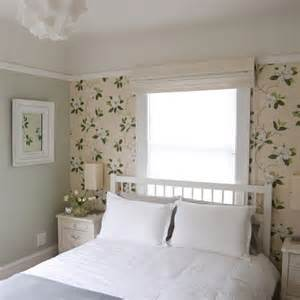 Guest Bedroom Wallpaper Small Guest Room Ideas With Charming White Solid Wood Wing