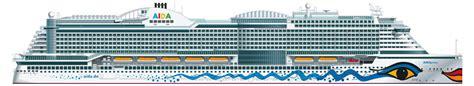 technische daten der aida prima aidaprima kreuzfahrten g 252 nstig bei seereisedienst de buchen