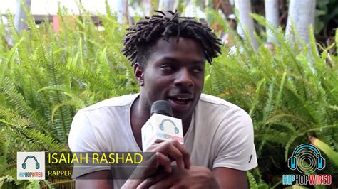 what is the hairstyle isaiah rashad got isaiah rashad on made in america youtube