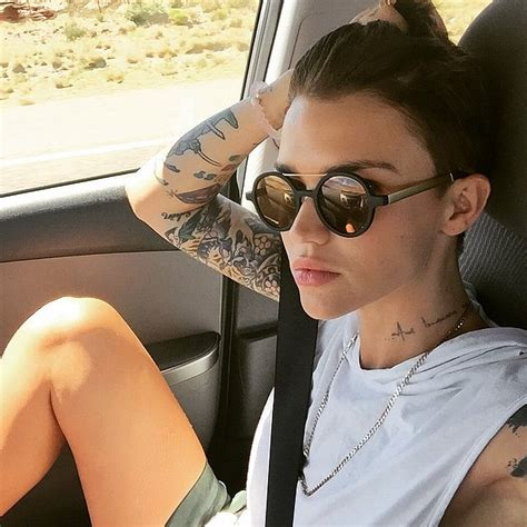 ruby rose instagram ruby rose oitnb twitter and instagram pictures june 2015