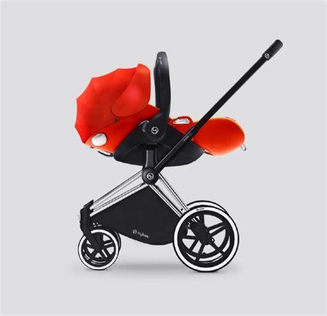 cybex car seat stroller frame cybex cloud q infant car seat on priam frame growing