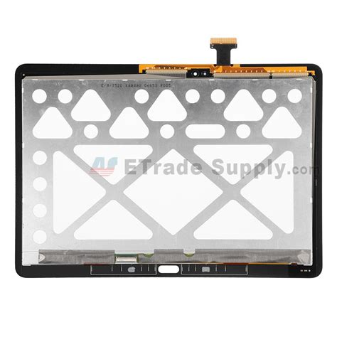 samsung galaxy tab pro 10 1 sm t520 lcd and digitizer assembly black etrade supply