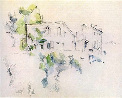 zanne sketchbook 189 best paul cezanne water color images on