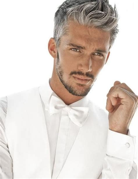 men greyhair 43 hottest hair color trends for men in 2016 sexy my