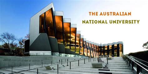 Anu Australia Mba Ranking by Top Universities In Australia Of Science Technology Etc