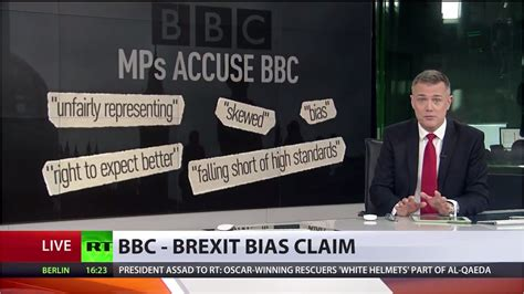 is the bbc biased seumas i m not sure this is a great idea bias pessimistic 70 mps slam bbc for anti brexit coverage youtube