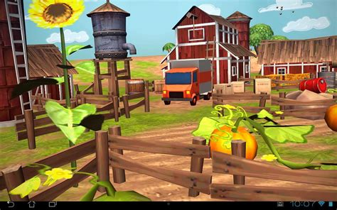 Asset Store Live Wallpaper by Farm 3d Live Wallpaper Android Apps On Play