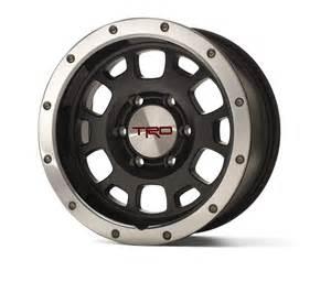 Road Truck Beadlock Wheels Trd Pro 16 In Road Beadlock Style Wheels Genuine
