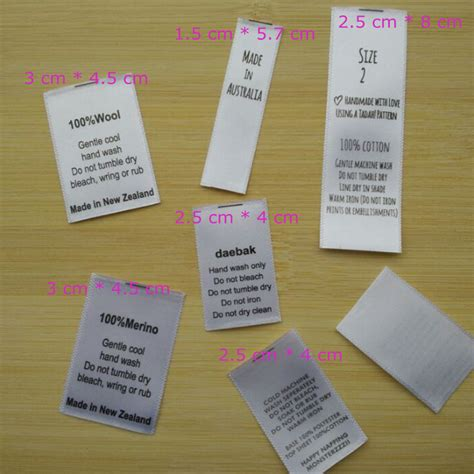 design label tudung popular clothes washing labels buy cheap clothes washing