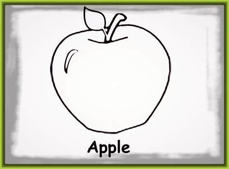 imagenes de on en ingles dibujos de frutas para colorear en ingles archivos