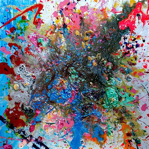 abstract expressionism world of 0500204276 aelita andre a four year old abstract painter paintings