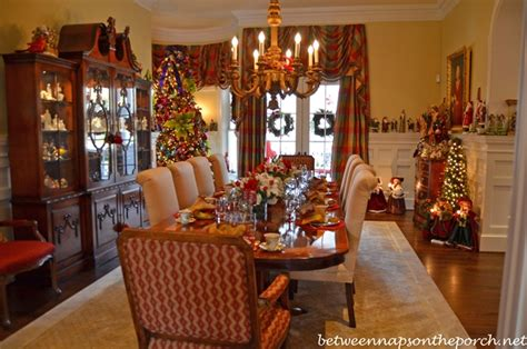 decorated dining rooms home library study and dining room in the home