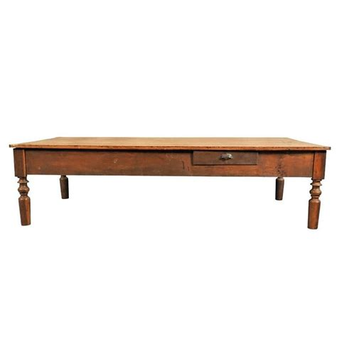 Farm Coffee Table by Antique Farm Coffee Table For Sale At 1stdibs