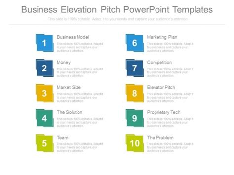 Powerpoint Templates Business Pitch Choice Image Business Pitch Powerpoint