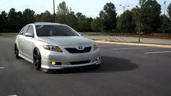 Toyota Camry With Rims Toyota Camry 2009 Avant Garde M550 Wheels