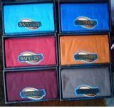 Alya Bunga Biru Orange by Sarung Polos Warna Souvenir Bros Akrilik Cantik Nurul
