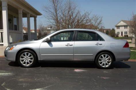 sell used 2007 honda accord se sedan 6 cylinder 3 0l in