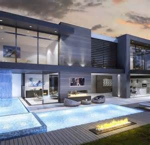 Luxury modern nice patio pool update modern home house goals