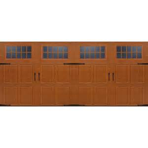 shop pella carriage house series 192 in x 84 in insulated