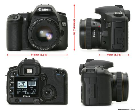 Kamera Digital Canon Eos 30d canon eos 30d review digital photography review
