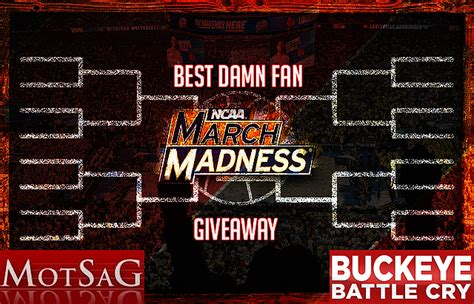 March Madness Sweepstakes 2015 - the best damn fan march madness giveaway