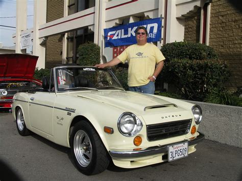 nissan roadster 1970 donate 100 for a chance to own victor laury s 1970 datsun