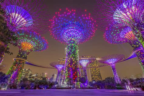 singapore malaysia  nights  days dazzling
