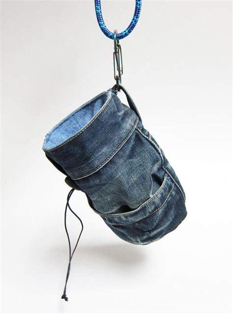 chalk bag diy diy clothes diy refashion diy make a chalk bag diy