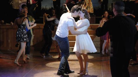dirty dance dirty dancing abc review hollywood reporter
