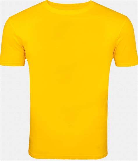 Tshirt Yellow zovi yellow cotton t shirt buy zovi yellow cotton t
