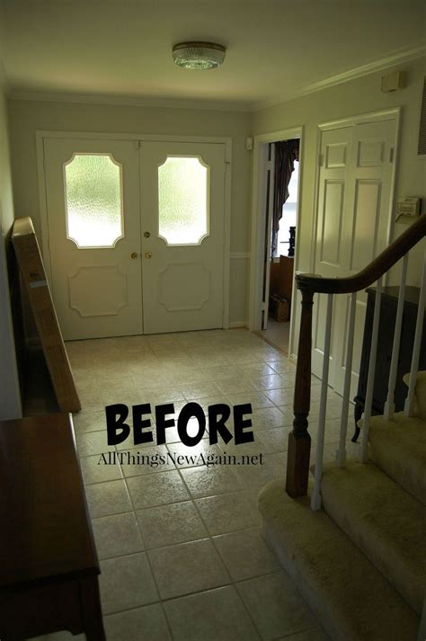 my foyer hometalk from to glam my foyer makeover