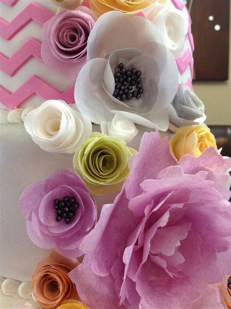 How To Make Rice Paper Flowers - rice paper flowers wafer paper flowers