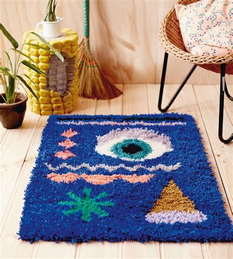 best 25 latch hook rugs ideas on rug hooking