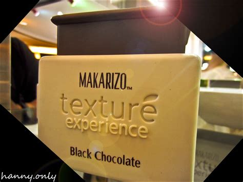 Harga Shoo Makarizo Black Chocolate hanny only makarizo texture experience launch at hair