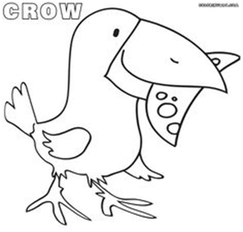 rainbow crow coloring page line drawing seagull google search birds to embroider