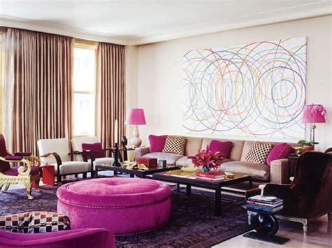 pink and purple living room ideas 12 ways to decorate with the color pink stylecaster